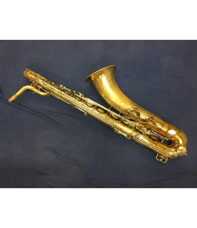King Used King Super 20 Baritone Saxophone