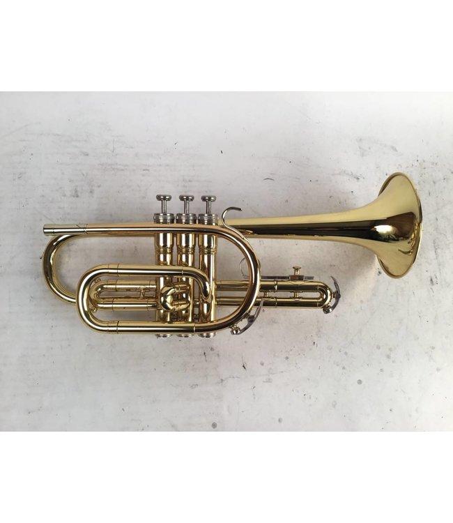 King Used King 602 Bb cornet