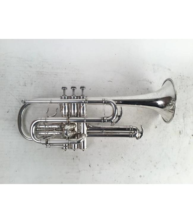 Conn Used Conn New Invention Circus Bore Bb cornet