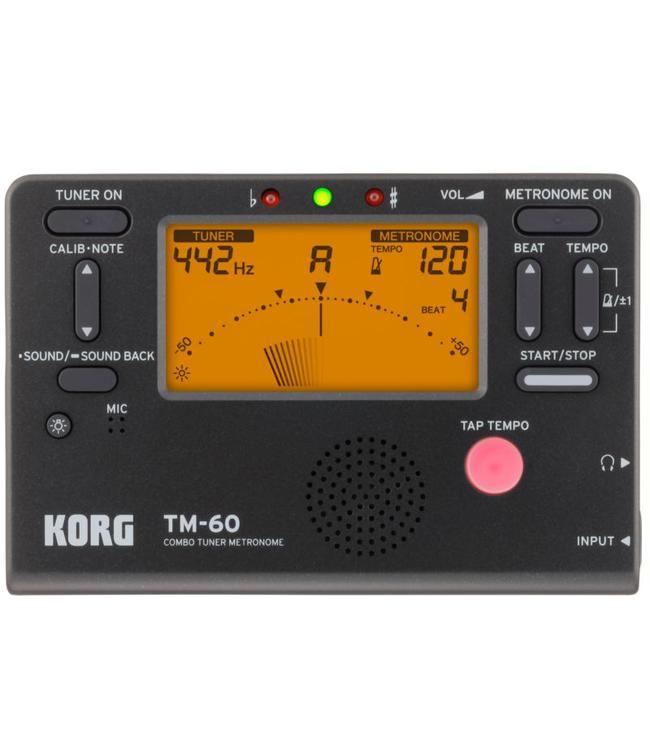 Korg Korg KM-60 Tuner/Metronome