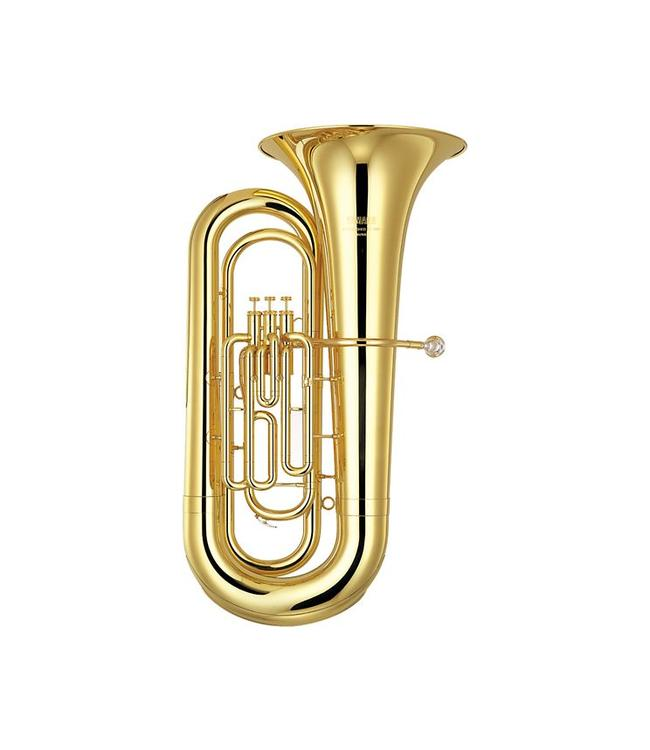 Yamaha Yamaha Convertible Marching BBb Tuba /with case YBB-201MWC