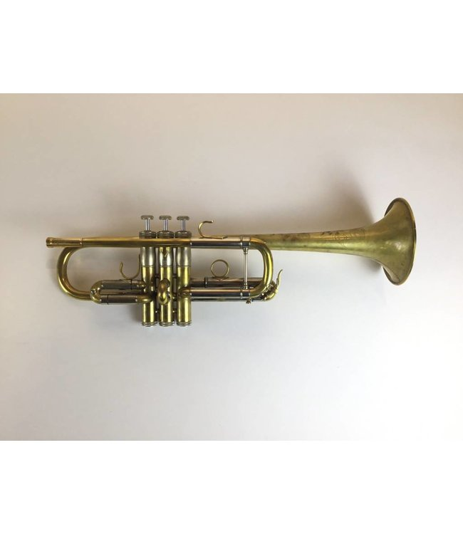 Shires Used Shires 4F C trumpet