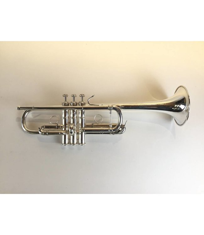 "Bach Used Bach ""Chicago"" C trumpet"