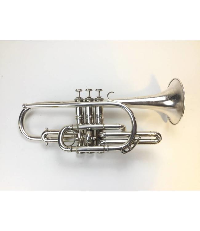 """Besson Used Besson """"New Creation"""" Bb cornet (Carl Fischer)"""