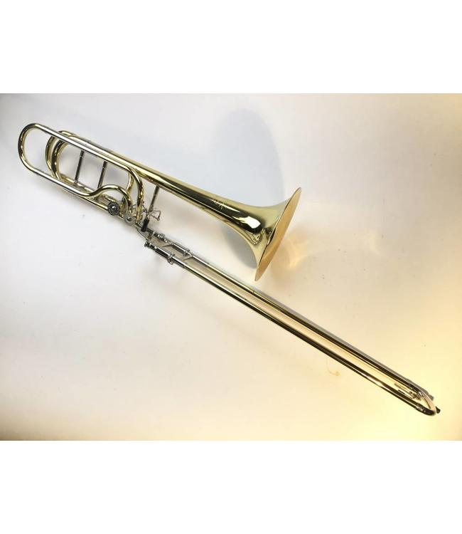 Sierman Demo/Used Sierman T-81 Bb/F/Gb/D Bass Trombone
