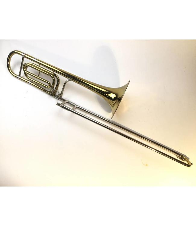 King Used King 5B (unstamped) Bb/F Tenor Trombone
