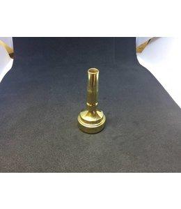 Denis Wick Used Wick 3B cornet, gold plate