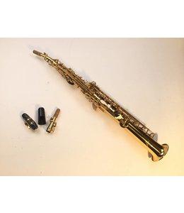 JZ Used Demo JZ Soprano Saxophone
