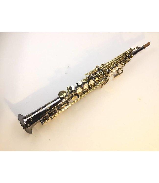 Keilwerth Used Keilwerth SX90 Black Nickel Soprano Sax