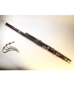 Meinhardt Used Meinhart Wooden Bassoon