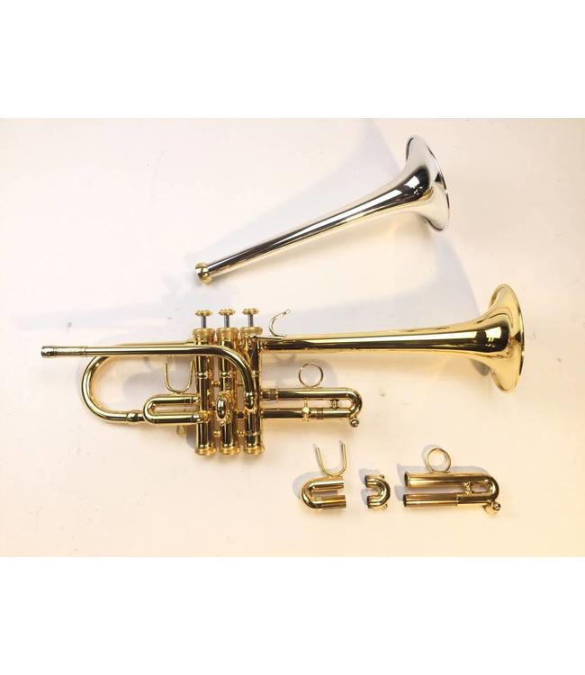 Stomvi Used Stomvi Master model Eb/D trumpet