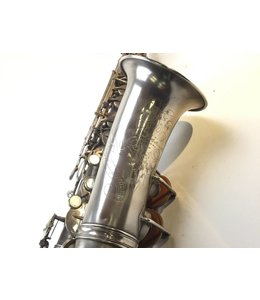 Holton Used Holton Rudy Wiedoeft Model Alto Sax