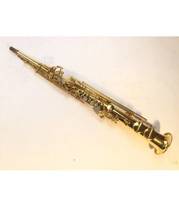 Conn Used Conn Gold Plated Soprano Saxophone