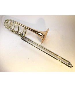 Getzen Used Getzen 3062AFR Bb/F/Gb/D Bass Trombone