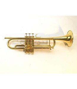 Getzen Used Getzen Canadian Brass model Bb trumpet