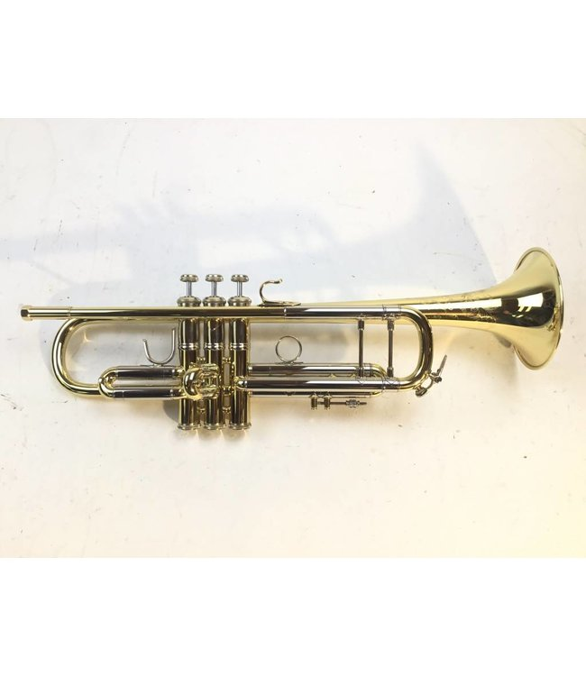 Bach Used Bach 19037 Bb Trumpet