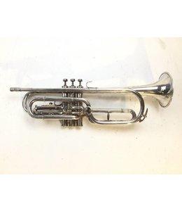 Parduba Used J. Parduba & Son NY F trumpet