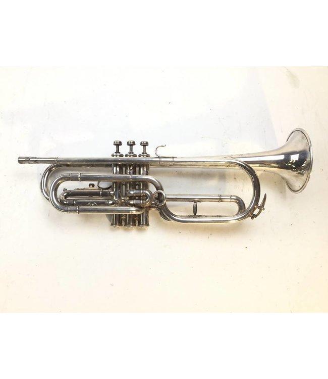 Parduba Used J. Parduba & Son NY Low F trumpet