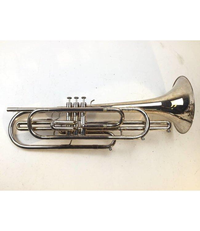 Getzen Used Getzen Eterna Model 994S  Bb Marching Trombone