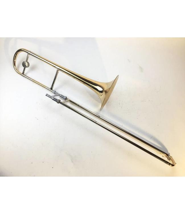 Conn Used Latzsch German Style Bb Tenor Trombone