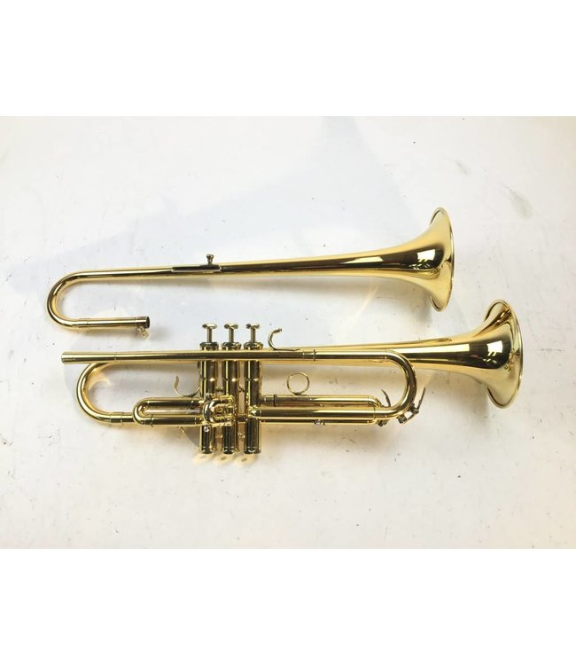 Schilke Used Schilke B5L Bb Trumpet (with 2 Bell Flares)