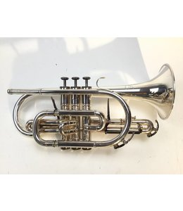 "York Used York ""Eminence"" 4027 Bb Cornet"
