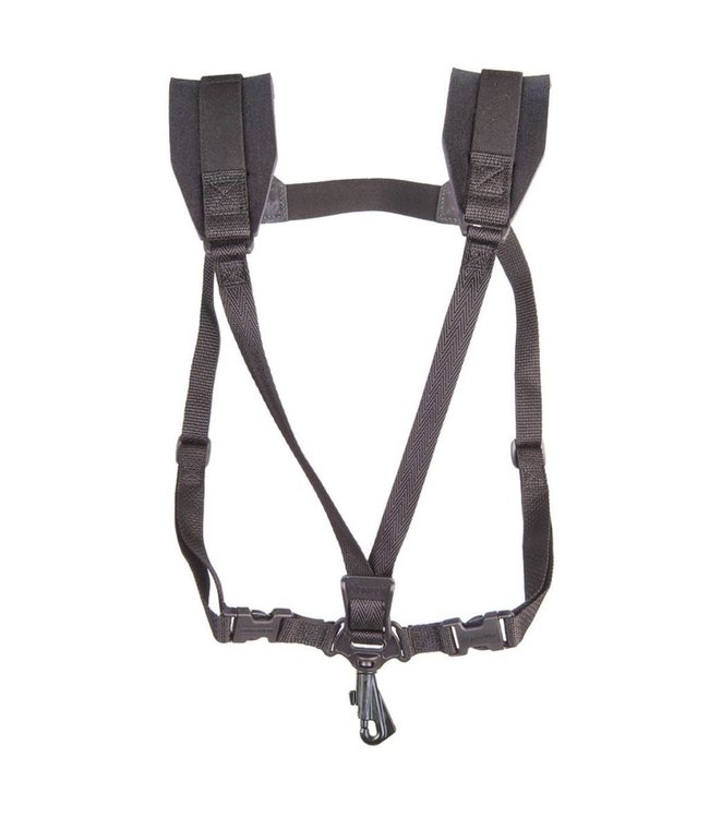 NeoTech Neotech Soft Harness - Adjustable Saxophone Harness, X-Long, Swivel Hook