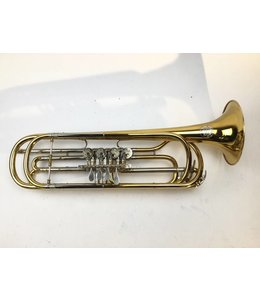 Alexander Used Alexander Bb Bass Trumpet in lacquer