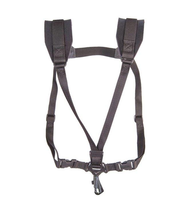 NeoTech Neotech Soft Harness - Adjustable Saxophone Harness, Junior, Swivel Hook