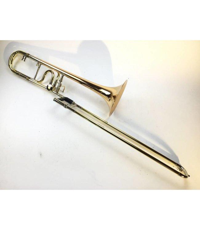 Rath Used Rath R4 Bb/F Tenor Trombone in lacquer