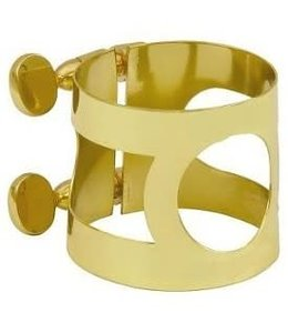 Conn-Selmer Conn-Selmer Alto Saxophone Ligature- Gold Lacquer