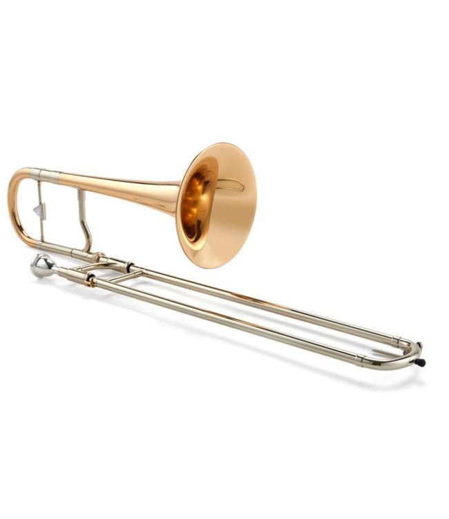 "Slokar Slokar Eb-Alto Trombone ""Orchestra alto"" w/ Case"