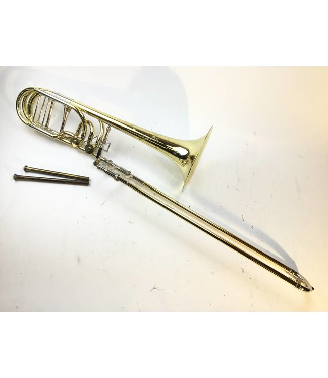 Shires Used Shires B62-7YM Bb/F/Gb/D Bass Trombone