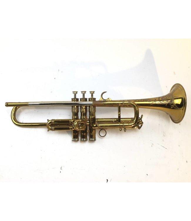 Selmer Paris Used Selmer Balanced 19A Bb Trumpet