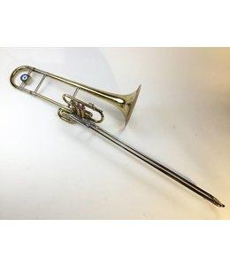 """Holton Used Holton """"Superbone"""" Bb Tenor Valve/Slide Trombone"""