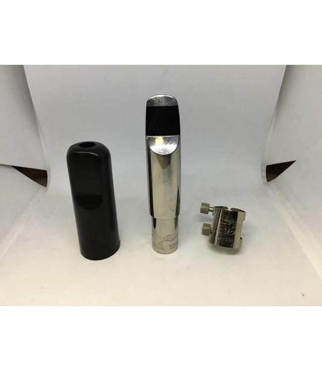 Berg Larsen Used Berg Larsen 105/2 SMS Metal Tenor Sax Mouthpiece