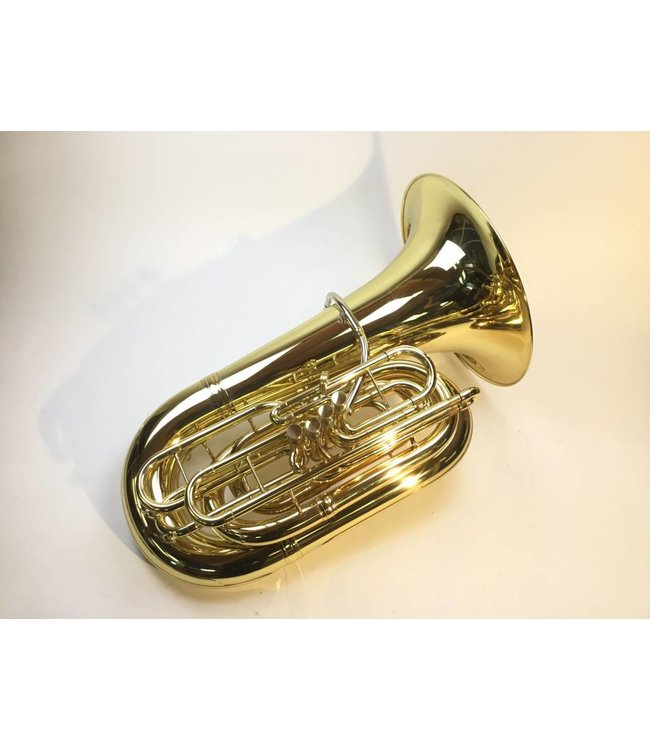 King Used King  2341WC BBb Tuba