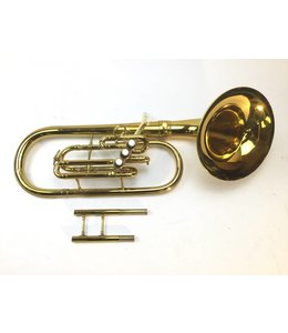 King Used King Peck Horn Eb/F