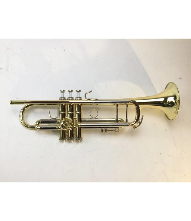 "B&S Used B&S 3137 ""Challenger I"" Bb trumpet"