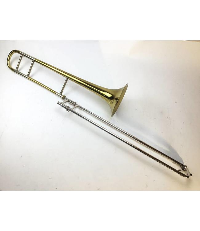 "Bach Used Bach ""Corp"" 16 Bb Tenor Trombone w/prototype slide"