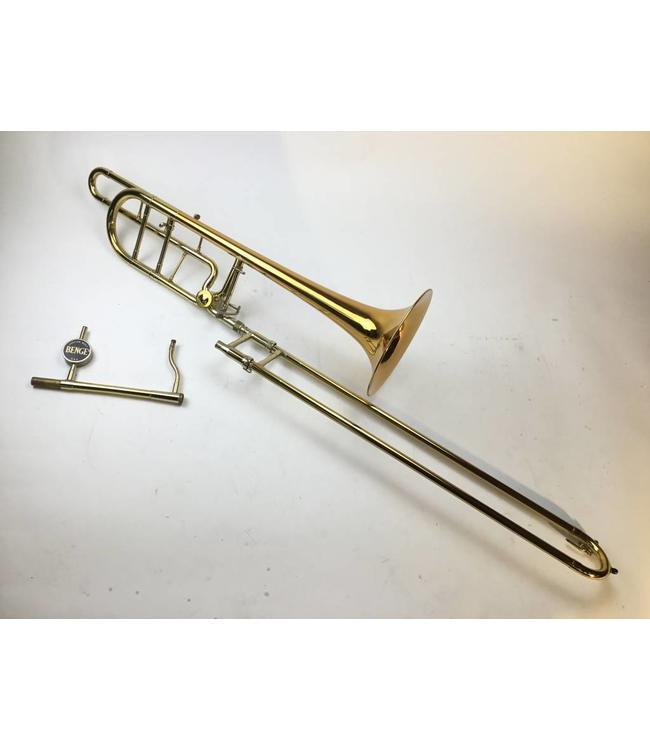 Benge Used Benge 190C Bb/F Tenor Trombone