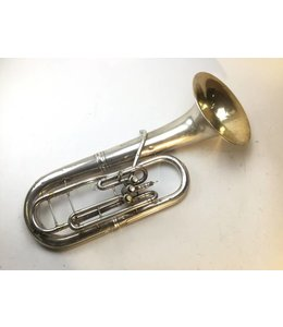 King Used King Bell Front Baritone