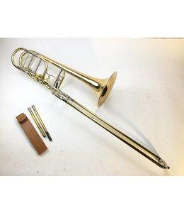 Jupiter Used Jupiter XO 1240R-T Bb/F/Gb/D Bass Trombone