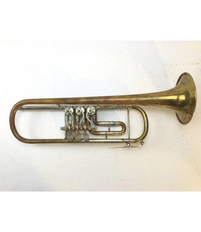 Stefan Preisinger Used Stefan Preisinger Wien II Bb Rotary Trumpet