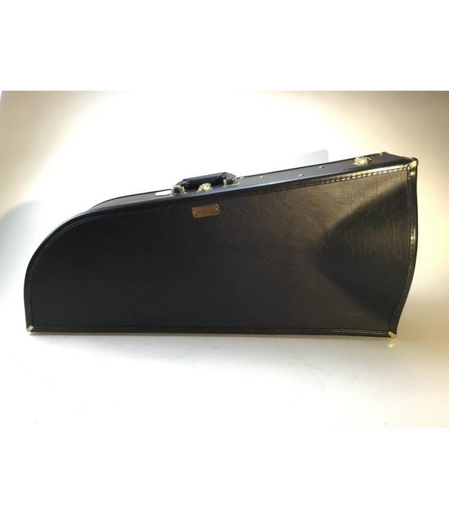 Getzen Used Getzen Wood Shell Case for Independent Bass Trombone (Custom or Eterna)