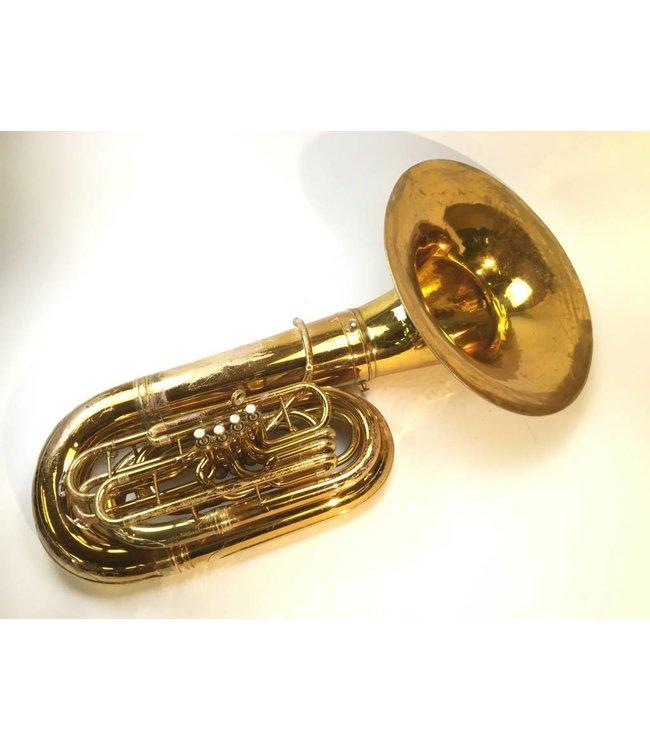 King Used King 2341 BBb Tuba