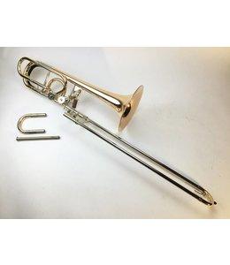 "B&S Used B&S MS27-L ""Meistersinger"" Bb/F/Gb/D Bass Trombone"