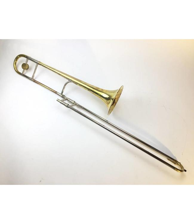 """King Used King """"Liberty"""" 2B Bb Tenor Trombone"""