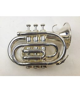 Jean Baptiste Used Jean Baptiste JBPT183S Bb Pocket Trumpet