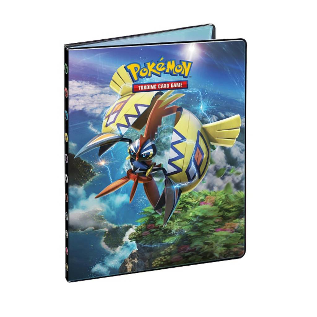 Ultra Pro Portfolio Pokemon 9 pochettes - Guardians Rising